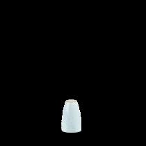 Churchill Stonecast Duck Egg Salt Pot 7cm