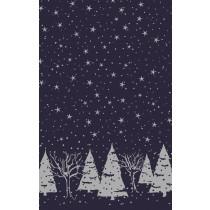 Swansoft Snowfall Banqueting Roll 120cm
