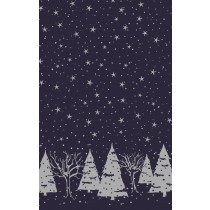 Swansoft Snowfall Tablecovers 120cm