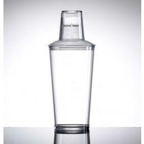 Elite Premium Polycarbonate Cocktail Shaker
