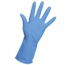 Household Rubber Gloves Blue