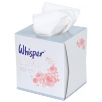 Whisper Cube Facial Tissues