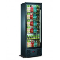Blizzard BAR10 Upright Bottle Cooler Black