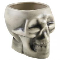 White Skull Tiki Mugs 28.15oz / 80cl