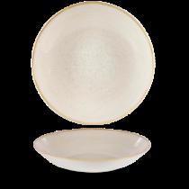 Churchill Stonecast Large Coupe Bowl Nutmeg Cream 31cm