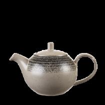 Churchill Studio Prints Homespun Beverage Pot Charcoal Black 42.6cl