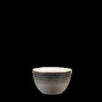 Churchill Studio Prints Homespun Sugar Bowl Charcoal Black 22.7cl