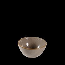 Churchill Stonecast Peppercorn Grey Zest Snack Bowl 12oz / 34cl