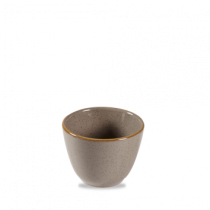 Churchill Stonecast Peppercorn Grey Chip Mug 10cm