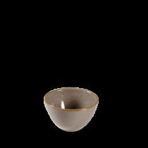 Churchill Stonecast Peppercorn Grey Deep Bowl 10.2cm