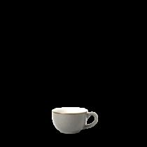 Churchill Stonecast Peppercorn Grey Cappuccino Cup 17cl 6oz