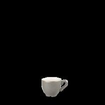 Churchill Stonecast Peppercorn Grey Espresso Cup 3.5oz