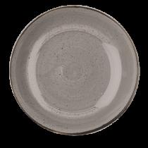 Churchill Stonecast Peppercorn Grey Coupe Bowl 31cm
