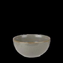 Churchill Stonecast Peppercorn Grey Soup Bowl 16.5oz