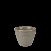 Churchill Stonecast Peppercorn Grey Ripple Chip Mug 10oz