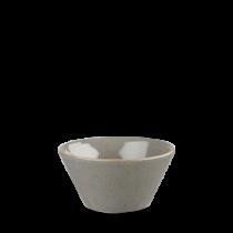 Churchill Stonecast Peppercorn Grey Zest Snack Bowl 12oz