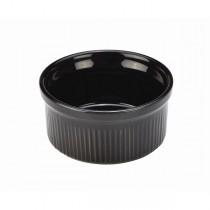 Royal Genware Ramekin Black 8cm