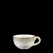 Churchill Studio Prints Homespun Cappuccino Cup Stone Grey 22.7cl / 8oz