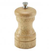 Salt or Pepper Grinder Wooden 10cm
