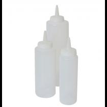 Genware Squeeze Bottle Clear 8oz/23cl