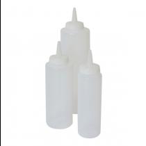 Genware Squeeze Bottle Clear 24oz/71cl