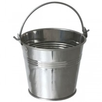 Stainless Steel Serving Bucket 12cm