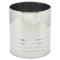 Stainless Steel Can 15.7cm