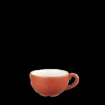 Churchill Stonecast Spiced Orange Cappuccino Cup 8oz / 22.7cl