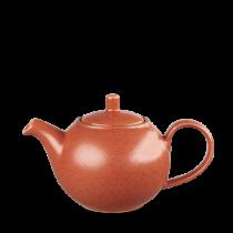 Churchill Stonecast Spiced Orange Tea Pot 15oz / 42.6cl