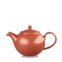 Churchill Stonecast Spiced Orange Replacement Lid for Tea Pot