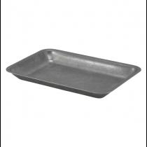 Vintage Steel Tray 20 x 14 x 2cm