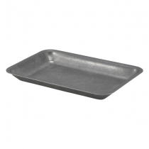 Vintage Steel Tray 31.5 x 21.5 x 2cm