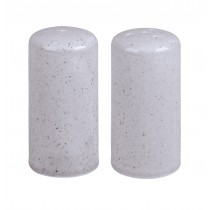 Porcelite Seasons Stone Pepper Cellar 8cm