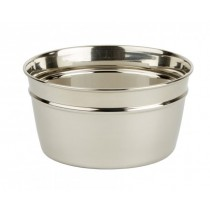 Stainless Steel Round Tub 15cm