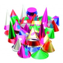 Starshine Medium Party Hats