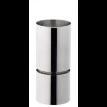 Stainless Steel Straight Sided Jigger 25/50ml