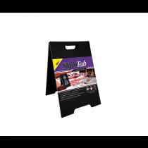 Mini A-Board Tabletop Counter Top Tent Message Board
