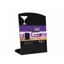 Cocktail Specials Angled Portrait Tabletop Counter Top Message Board