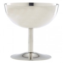 Stainless Steel Stemmed Sundae Cup 8oz / 23cl