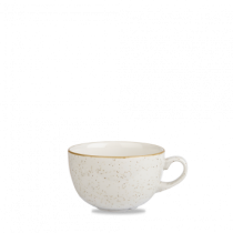 Churchill Stonecast Barley White Cappuccino Cup 22.7cl