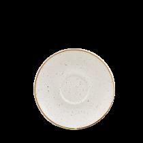 Churchill Stonecast Barley White Saucer 15.6cm