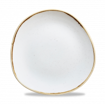 Churchill Stonecast Barley White Organic Round Plate 26.4cm