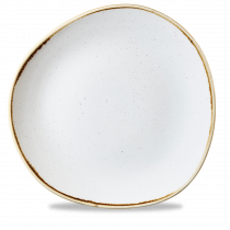 Churchill Stonecast Barley White Organic Round Plate 28.6cm