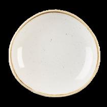Churchill Stonecast Barley White Organic Round Bowl 25.3cm