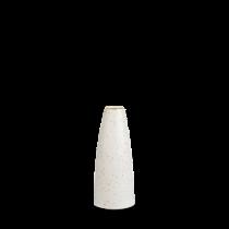 Churchill Stonecast Barley White Bud Vase 12.5cm