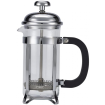 Chrome Cafetiere 3 Cup 350ml