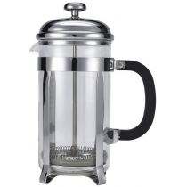 Chrome Cafetiere 8 Cup 1ltr