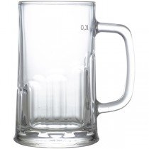 Tudor Beer Mug 41cl
