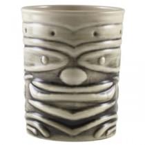 White Tiki Mug 12.75oz 36cl