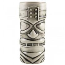 White Tiki Mug 14oz 40cl